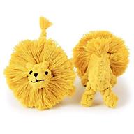 Đồ chơi dây bện cho thú cưng hình sư tử mặt trời bắt mắt - Sản phẩm cao cấp dành cho thú cưng thumbnail