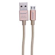 Cáp Sạc Micro USB Hammer 2.4A - Hàng Chính Hãng thumbnail