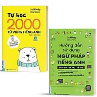 Sách - Combo Hướng Dẫn Sử Dụng Ngữ Pháp Tiếng Anh và Tự Học 2000 Từ Vựng Tiếng Anh Theo Chủ Đề - Kèm App Học Online thumbnail