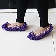 Giày đa năng lau sàn nhà thiết kế mới siêu tiện dụng ( giao màu ngẫu nhiên) thumbnail