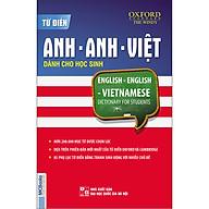 Từ Điển Anh - Anh - Việt Dành Cho Học Sinh thumbnail