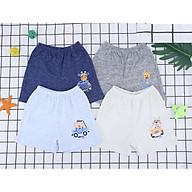 Set 3 quần đùi bé trai 3-18m thumbnail