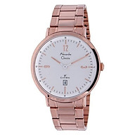 Đồng hồ đeo tay Nam hiệu Alexandre Christie 8499MDBRGSL thumbnail