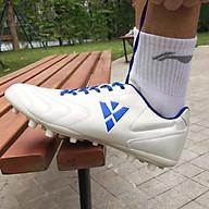 Giày bóng đá Vicleo chính hãng FG004- Màu trắng thumbnail