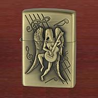 Bật Lửa Xăng Người Chim Đánh Đàn 1 thumbnail