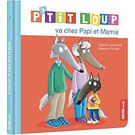 Truyện thiếu nhi tiếng Pháp - P Tit Loup Va Chez Papi Et Mamie thumbnail