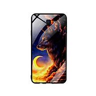 Ốp Lưng Kính Cường Lực cho điện thoại Samsung Galaxy J7 Prime - Wolf 03 thumbnail