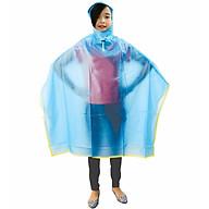 áo mưa trẻ em thủ đô vàng 11-15 tuổi thumbnail