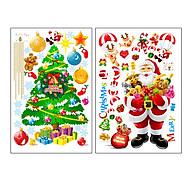 Bộ Decal trang trí giáng sinh -XL9020AB decalforchristmas thumbnail