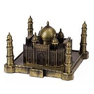 Mô hình lăng mộ Taj Mahah (Màu Vàng Rêu) thumbnail