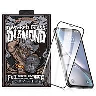 Miếng dán cường lực Leeu Design cho iPhone 11 11 Pro 11 Pro Max _ Hàng Nhập Khẩu thumbnail