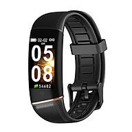 Smart Bracelet for Women Heart Rate Blood Pressure Blood Oxygen Monitoring Secientific Sleep Multi-Sports Mode IP67 thumbnail