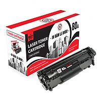 Hộp mực 80A sử dụng cho máy in HP Pro 400 Printer M401n M401D M401dn m425dn và Cano 6650 - Hàng nhập khẩu thumbnail