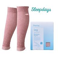 Tất nano Sleepdays Nhật hỗ trợ phục hồi chân (màu hồng) thumbnail