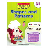 Scholastic Learning Express Shapes And Patterns Level Key 2 (Ages 5 +) thumbnail