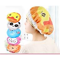 Mũ Tắm Đội Đầu Bạn Gái Hoạt Hình (Chọn Mẫu Ngẫu Nhiên) thumbnail