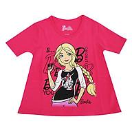 Áo Thun Tay Ngắn Bé Gái Barbie B-5669-08 thumbnail