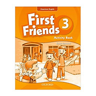 First Friends (Ame) 3 Activity Book thumbnail