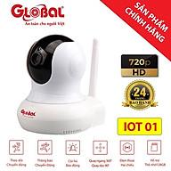 Camera IP WiFi quay quét 360 HD 720P Global IOT01 hàng chính hãng thumbnail