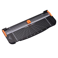JIELISI A4 Portable Paper Trimmer Paper Cutter Cutting Machine 12.2 Inch Cutting Length for Craft Paper Card Photo thumbnail