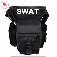 Túi Đeo Hông Túi Đeo Đùi SWAT Đi Phượt, Túi đựng dụng cụ bên hông thumbnail