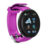 Đồng Hồ đeo Tay Thông Minh Bluetooth D18 Fitness Sport Tracker Không Thấm Nước Unisex thumbnail