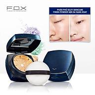 Phấn Phủ Mịn Da Thiết Kế Dạng Xoay F.O.X Silky Skincare Finish Powder 20g thumbnail