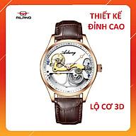 Đồng Hồ Cơ Nam Cao Cấp Chính Hãng AILANG Máy Lộ Cơ Automatic thumbnail