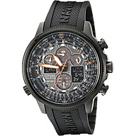 Citizen Men s Eco-Drive Navihawk Atomic Timekeeping Watch, JY8035-04E thumbnail
