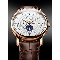 Đồng hồ nam HAZEAL H1319-1 chính hãng Thụy Sỹ thumbnail