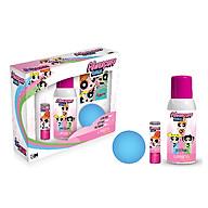 Bộ chăm sóc cơ thể cho bé Những Cô Gái Siêu Nhân The Powerpuff Girls (Xịt thơm + Son dưỡng + Viên sủi tắm bồn) thumbnail