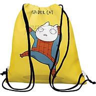 Túi Rút Unisex In Hình Spider Cat - BDCT110 thumbnail