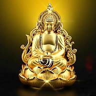Tượng Phật 2 Mặt Tọa sen thumbnail