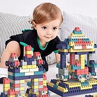 BỘ XẾP HÌNH 520 CHI TIẾT MITOLO HỘP LEGO 520 CHI TIẾT SÁNG TẠO CÙNG BÉ YÊU thumbnail