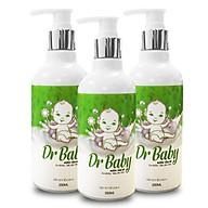 Combo 3 Chai Tắm Thảo Dược Dr Baby Cho Trẻ Em 250ml ( Điều trị rôm sảy, mẩn ngứa, hăm tã) thumbnail