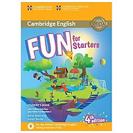 Fun for Starters SB w Home Fun & Online Activities thumbnail