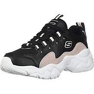 Skechers D Lites 3 Zenway Womens Sneakers Purple 9.5 thumbnail