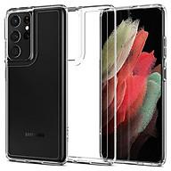 Ốp lưng trong suốt dành cho Samsung Galaxy S21 Series (S21 S21 Plus S21 Ultra) chống sốc, chống va đập toàn diện thumbnail