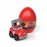 Đồ Chơi Trứng Khủng Long Lắp Ráp Xe Mô Hình - Xe Cứu Hỏa (Màu Ngẫu Nhiên) thumbnail