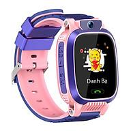 Đồng hồ điện thoại định vị trẻ em Anncoe Y79 Plus camera HD, Dung lượng pin lớn 680 mAh dành cho trẻ em từ 4 đến 14 tuổi - Hàng Chính Hãng thumbnail