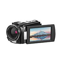 Andoer HDR-AE8 4K WiFi Digital Video Camera Camcorder DV Recorder 30MP 16X Digital Zoom IR Night Vision 3 Inch IPS LCD Black thumbnail