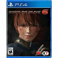 ĐĨA GAME Ps4 Dead or Alive 6- Hệ EU-Hàng nhập khẩu thumbnail