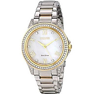 Drive from Citizen Eco-Drive Women s Watch with Swarovski Crystal Accents, EM0234-59D thumbnail