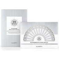 Set 28 ống Tinh chất dưỡng trắng da mờ thâm nám Suiskin Glutathione Brightening Ampoule 1.5ml x28 thumbnail