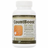 Fairhaven Health Countboost for men Sản phẩm tăng số lượng tinh trùng khỏe mạnh thumbnail