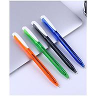 Combo 4 bút bi dầu B60 - mực xanh, đen thumbnail