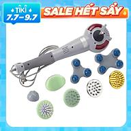 Máy massage cầm tay 8 đầu chính hãng THAFA-M08 massage cực mạnh đánh tan mệt mỏi thumbnail