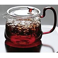 Bình pha trà thủy tinh cao cấp có lõi lọc crystan - 580ml - ANTH419 thumbnail