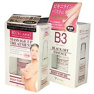 Combo Gel Massage Làm Săn Chắc Vùng Ngực + Sữa Dưỡng Làm Hồng Nhũ Hoa B3 thumbnail