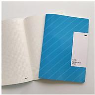 Combo 5 Vở ô vuông - Xanh biển - 120 trang thumbnail
